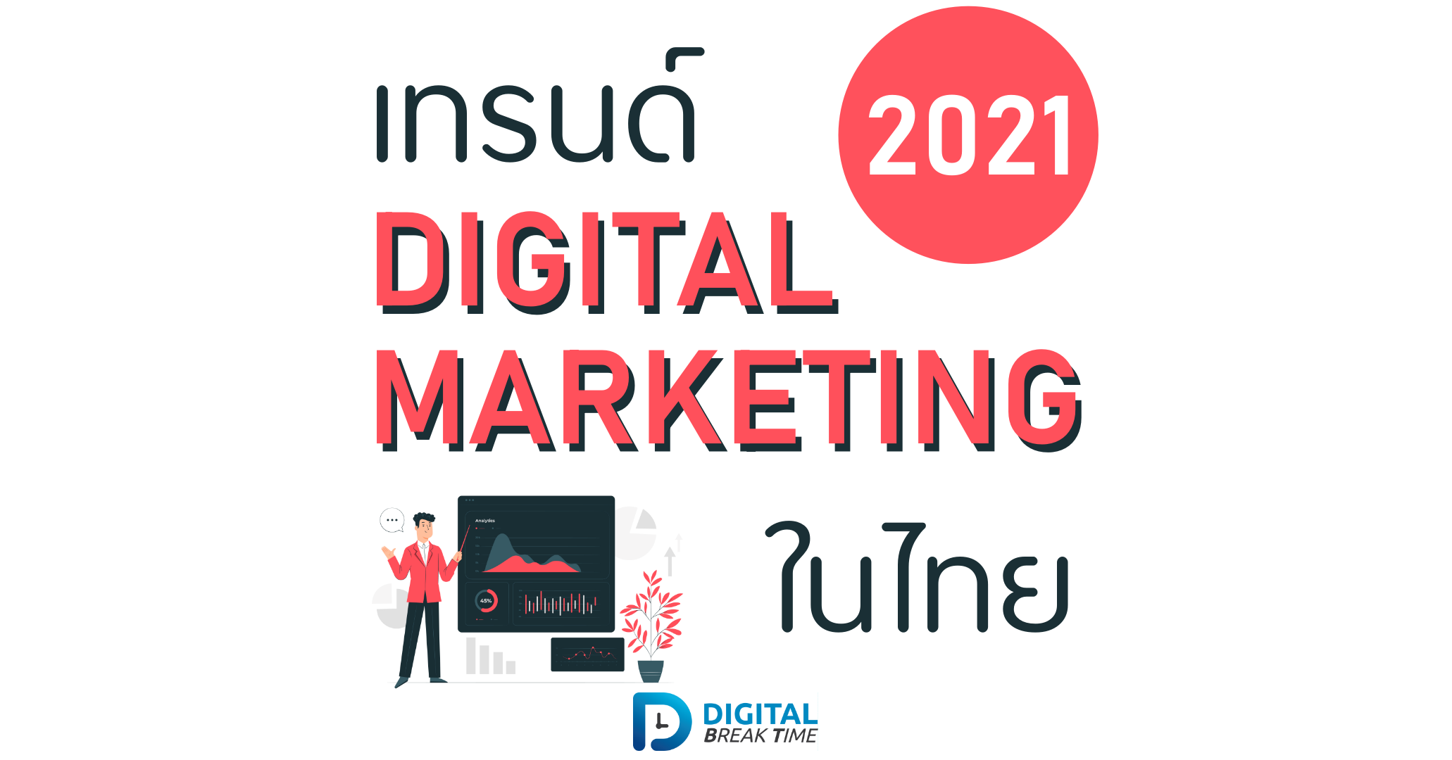 เทรนด์ Digital Marketing 2021