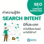 Search Intent คืออะไร cover